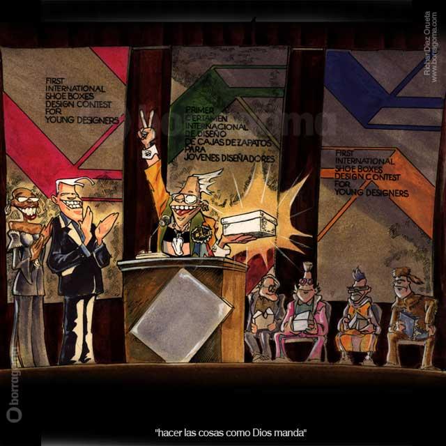 IMG IDIOMS ComoDIOSmanda Dibujar en otros idiomas / Ilustración de Expresiones Populares Trabajos Realizados Photoshop Ilustración en Bilbao Ilustración de Expresiones Populares Ilustración idiomas humor gráfico humor Expresiones en otros idiomas Expresiones